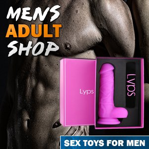 Mens Adult Shop