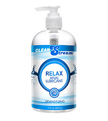 Relaxing Anal Lubricant For Sex