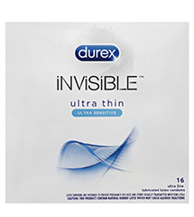 Ultra Thin Invisible Condoms